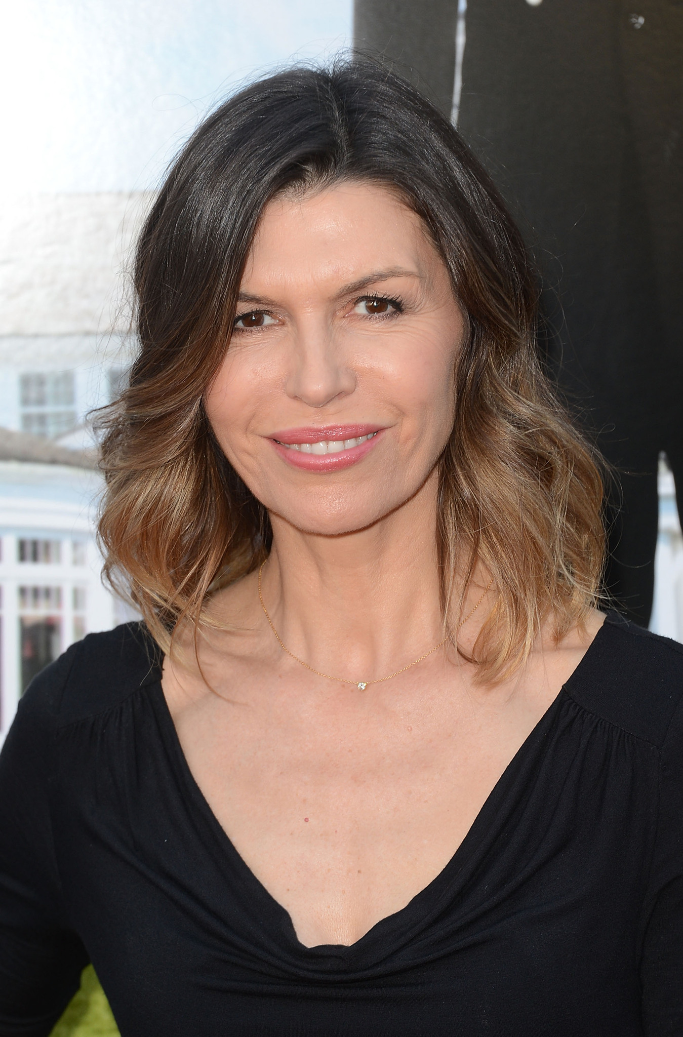 Finola Hughes at an event for That's My Boy (2012)