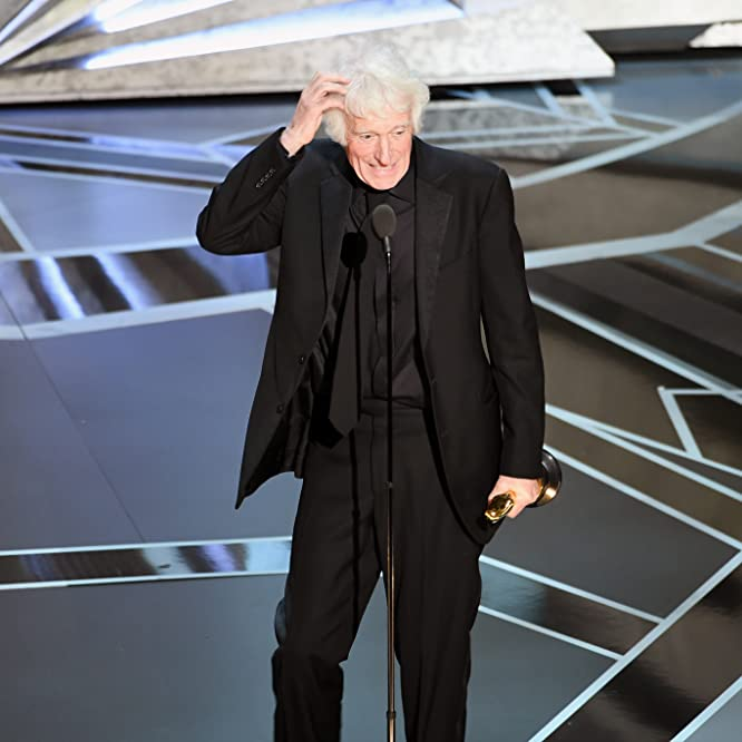 Roger Deakins at an event for The Oscars (2018)