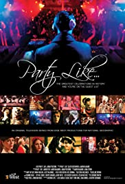 Party Like the Queen of France Poster