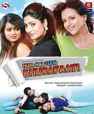 Hum Hai Teen Khurafaati movie, song and  lyrics