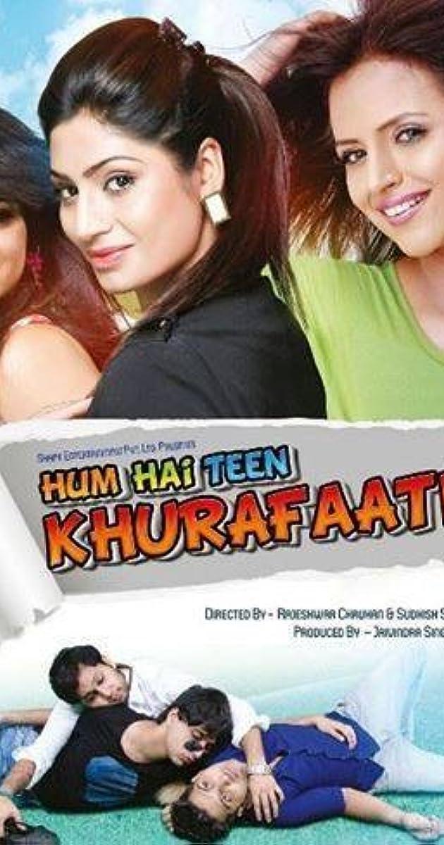 hindi Hum Hai Teen Khurafaati free download