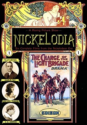 J. Searle Dawley The Charge of the Light Brigade Movie