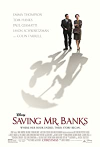 Primary photo for Saving Mr. Banks