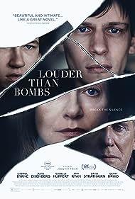 Gabriel Byrne, Isabelle Huppert, Jesse Eisenberg, and Devin Druid in Louder Than Bombs (2015)