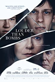 Louder Than Bombs (2015) Poster - Movie Forum, Cast, Reviews