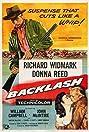 Backlash (1956) Poster