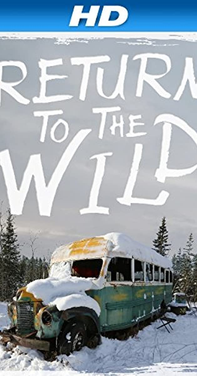 Subtitle of Return to the Wild: The Chris McCandless Story