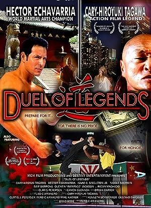 Drama Duel of Legends Movie