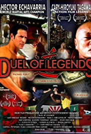 Duel of Legends Poster