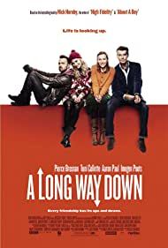 A Long Way Down (2014) Poster - Movie Forum, Cast, Reviews