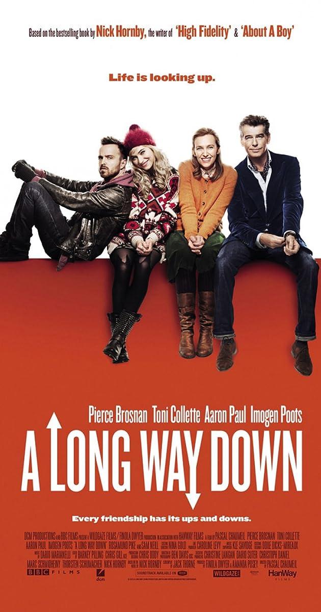 A Long Way Down 2014 Imdb
