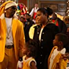 Gabrielle Union and Charlie Murphy in The Perfect Holiday (2007)