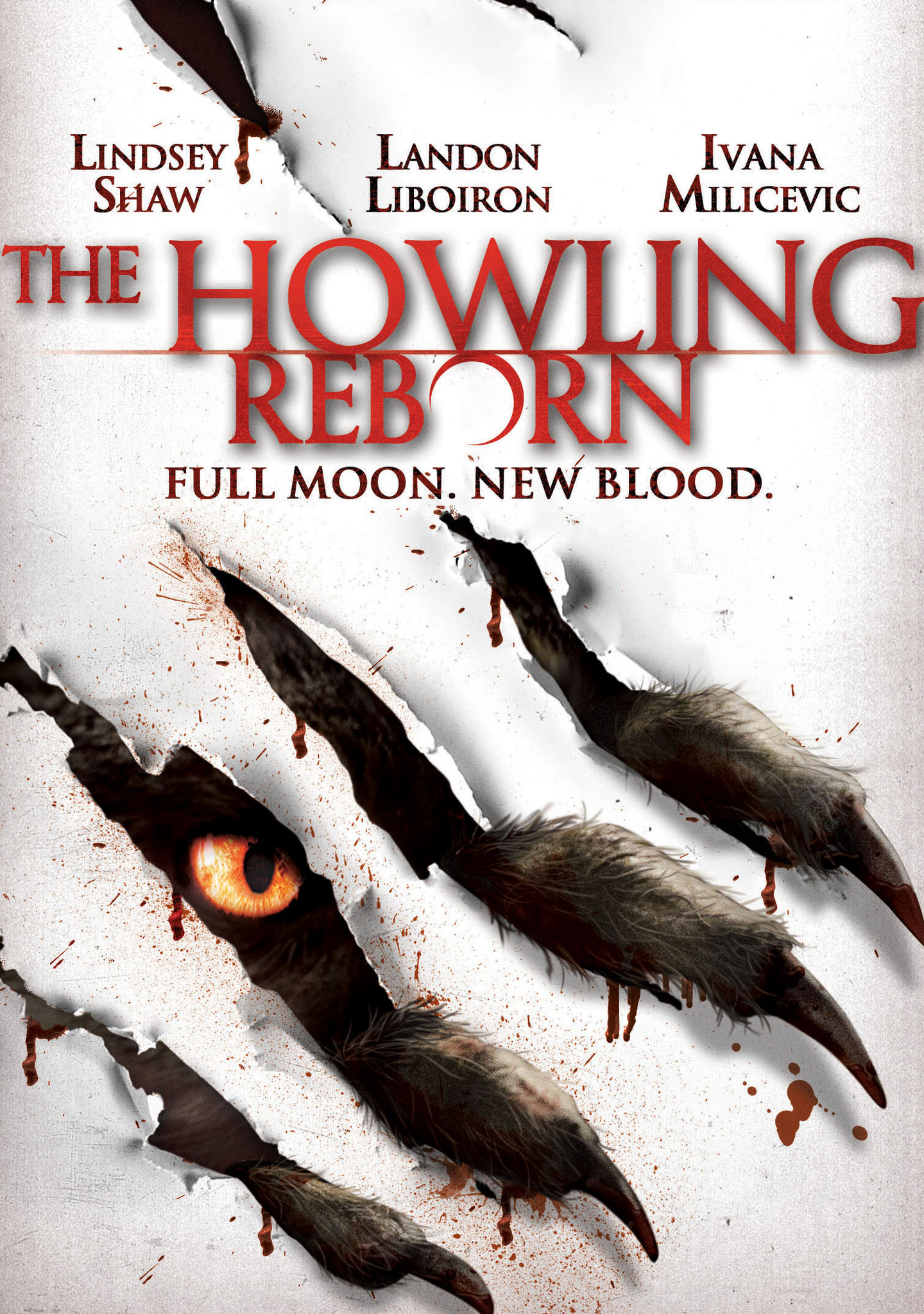 The Howling: Reborn (Video 2011) - IMDb