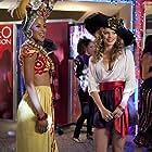 Megalyn Echikunwoke and AnnaLynne McCord in 90210 (2008)