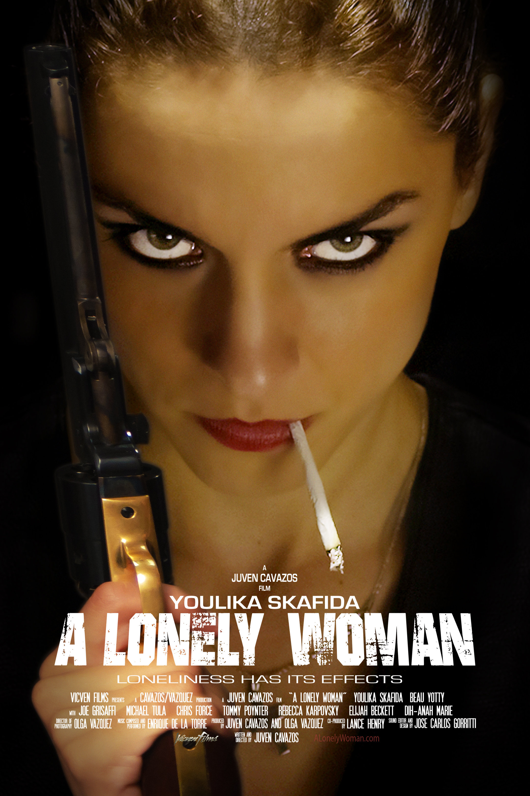 a lonely woman (2018) blu ray