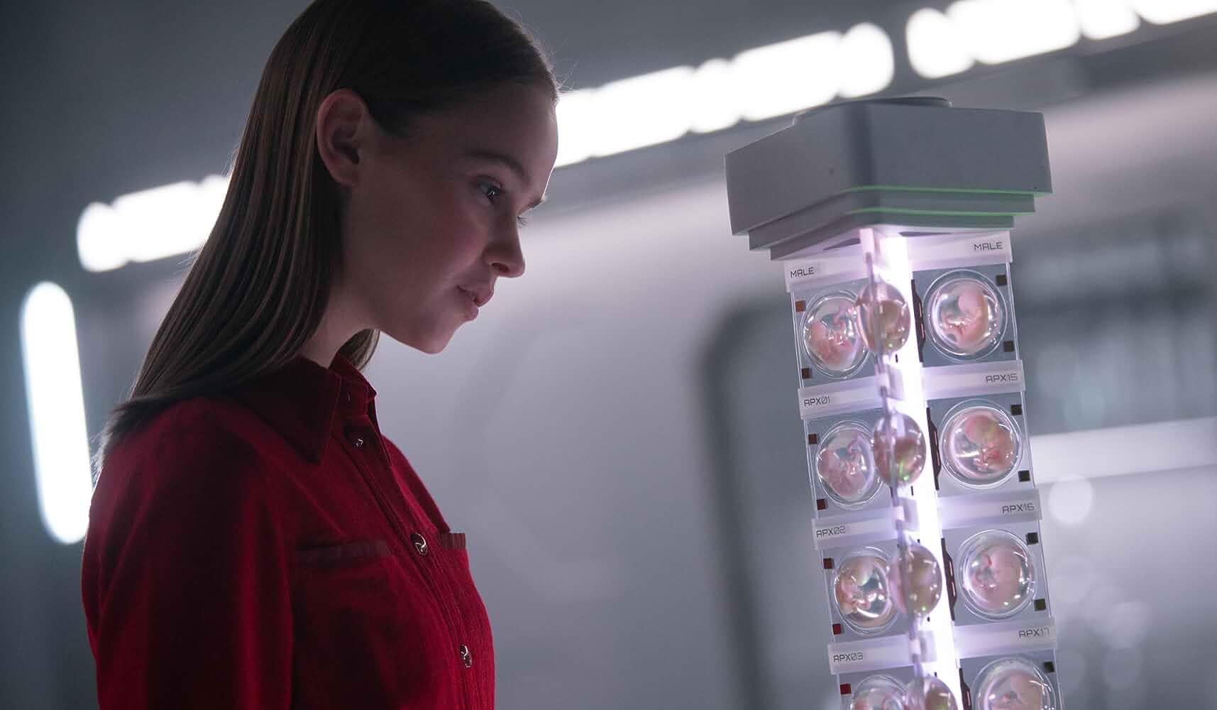 Clara Rugaard in I Am Mother (2019)