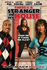 Thereu0027s A Stranger In My House Poster