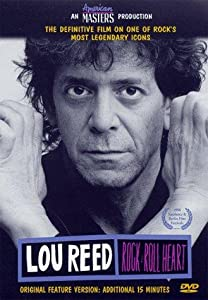 Absolutely free downloadable movies Lou Reed: Rock and Roll Heart [720x1280]
