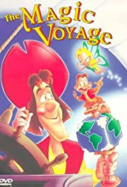 The Magic Voyage Poster