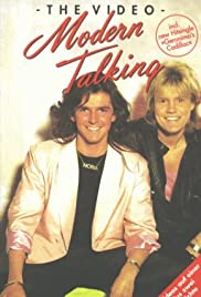 Modern Talking - The Video Poster
