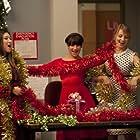 Lea Michele, Dianna Agron, and Jenna Ushkowitz in Glee (2009)