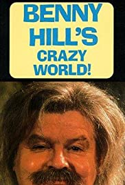 Benny Hill's Crazy World Poster