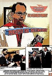 Percepto the Destroyer Poster
