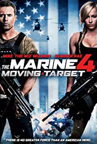 Mike 'The Miz' Mizanin and Danielle Moinet in The Marine 4: Moving Target (2015)