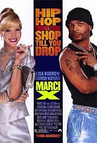 Lisa Kudrow and Damon Wayans in Marci X (2003)