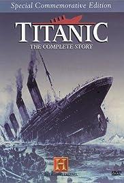 Titanic: Death of a Dream(1994) Poster - Movie Forum, Cast, Reviews