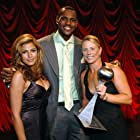 Eva Mendes and LeBron James at an event for ESPY Awards (2005)