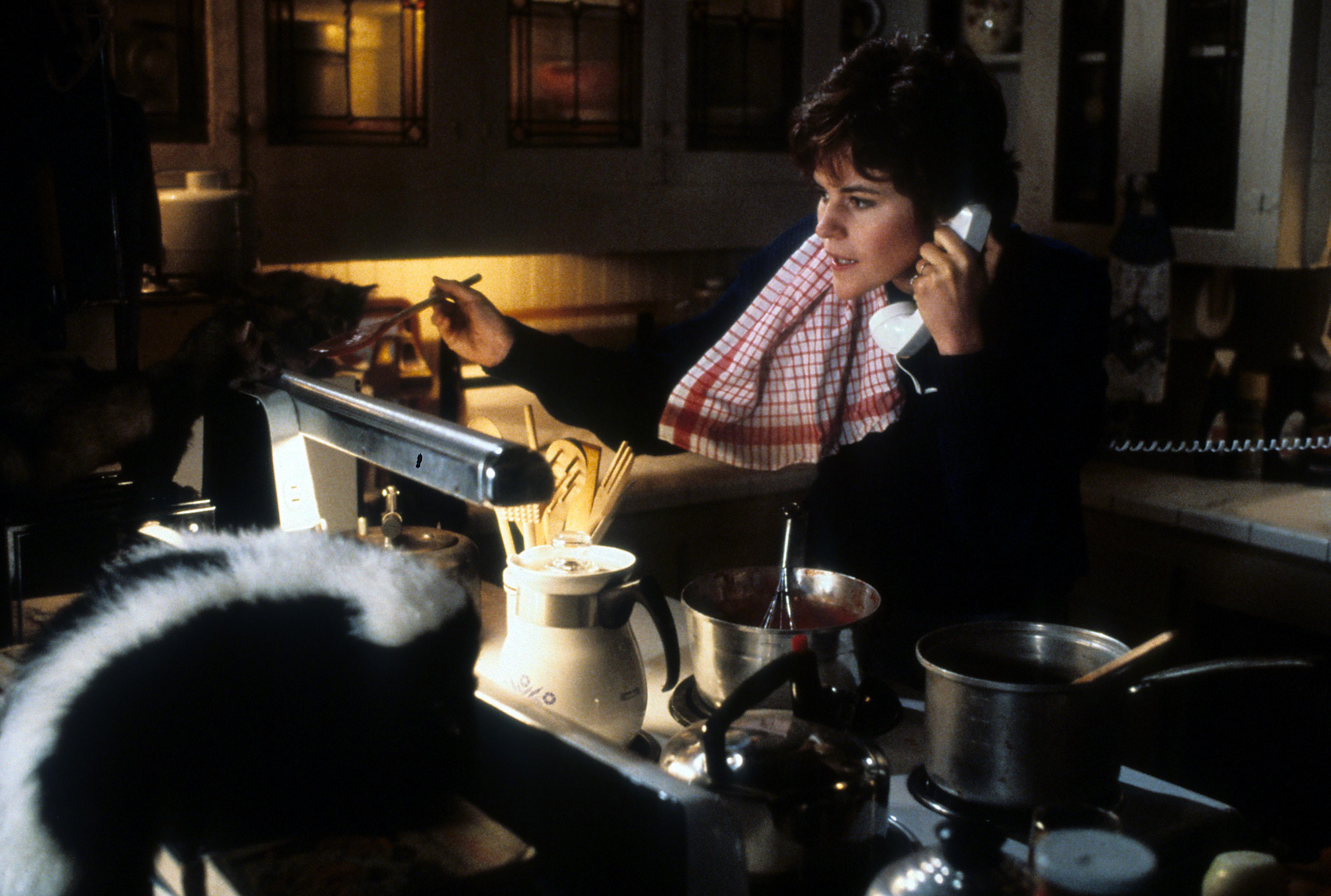 Ally Sheedy in Short Circuit (1986)