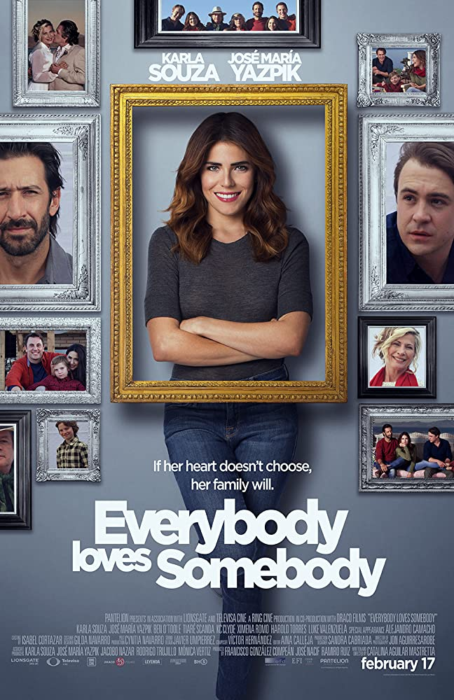 ყველას უყვარს ვიღაც / EVERYBODY LOVES SOMEBODY