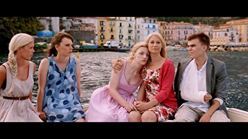 A hairdresser who has lost her hair to cancer finds out her husband is having an affair, travels to Italy for her daughter's wedding and meets a widower who still blames the world for the loss of his wife.