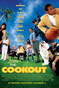 Queen Latifah, Tim Meadows, Jenifer Lewis, and Ja Rule in The Cookout (2004)