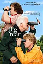 The Big Year Poster