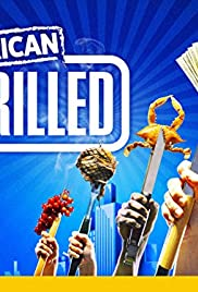 American Grilled Poster