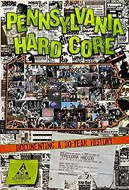 Pennsylvania Hardcore Poster