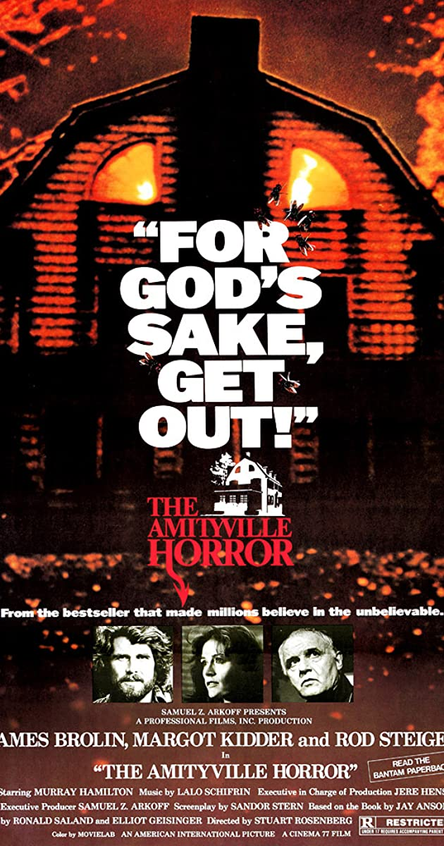 The Amityville Horror (1979) - The Amityville Horror (1979