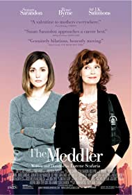 Susan Sarandon and Rose Byrne in The Meddler (2015)