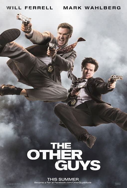The Other Guys (2010) Hindi Dubbed