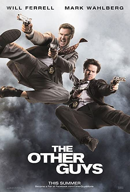 [PG-13] The Other Guys (2010) Dual Audio Blu-Ray - 480P | 720P - x264 - 400MB | 1.2GB - Download & Watch Online  Movie Poster - mlsbd