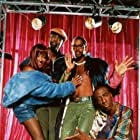 Chris Rock, Lance Crouther, Wanda Sykes, and J.B. Smoove in Pootie Tang (2001)