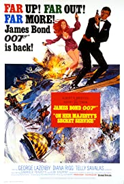 James Bond: On Her Majesty's Secret Service (1969) 720p