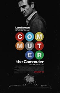 Watch amc movies The Commuter by Christian Gudegast [QHD]