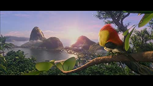 A sneak peek at the movie Rio