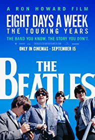 Paul McCartney, John Lennon, George Harrison, Ringo Starr, and The Beatles in The Beatles: Eight Days a Week - The Touring Years (2016)