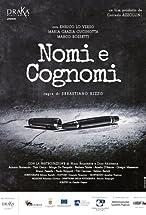 Primary image for Nomi e cognomi