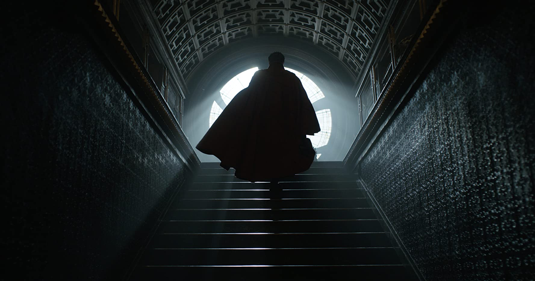 Benedict Cumberbatch in Doctor Strange (2016)