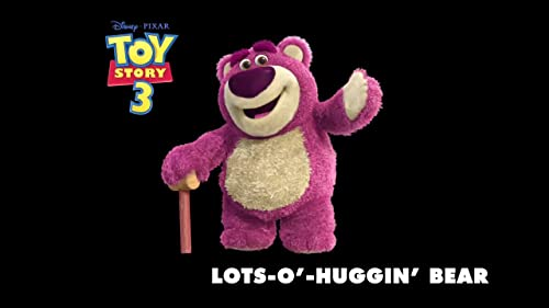 """Toy Story 3 - Character Turn """"Lotso"""""""